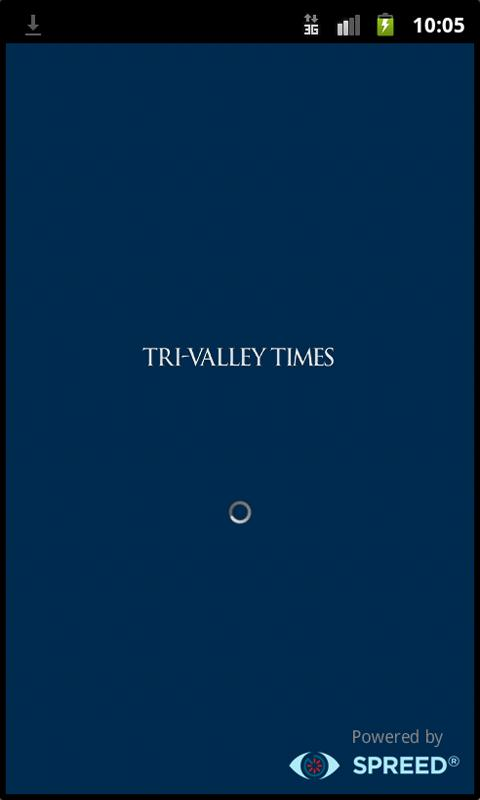 Tri-Valley Times - screenshot
