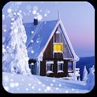 Snowfall Pro Live Wallpaper icon