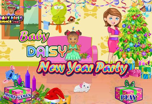 Baby Daisy New Year Party 1.2.0 screenshots 13