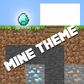 Minecraft GO Launcher EX theme