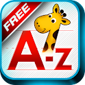 Alpha-Zet: Animated ABCs Free logo