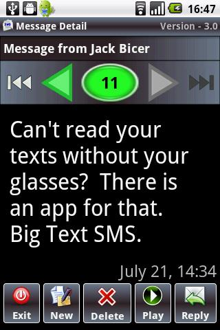 Big Text SMS