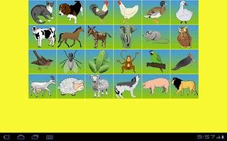 Screenshot of Talking Animals