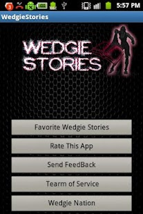Wedgie Stories- screenshot thumbnail