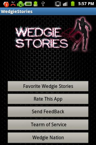 Wedgie Stories- screenshot