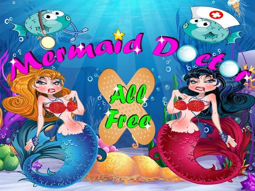 免費下載休閒APP|美人魚醫生遊戲 app開箱文|APP開箱王