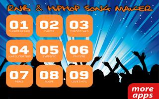 Screenshot of Hip Hop Song Maker Drum Pad
