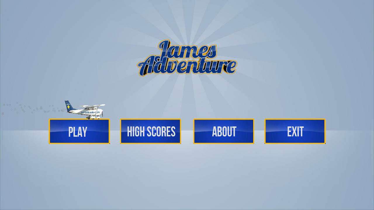 James Adventure - screenshot