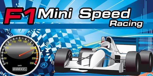 F1 Mini Speed Racing