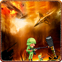 Tank Attack :Army Sniper Game icon