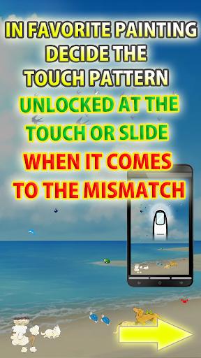 Picture Locker Lock screen