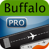 Buffalo Airport+Flight Tracker