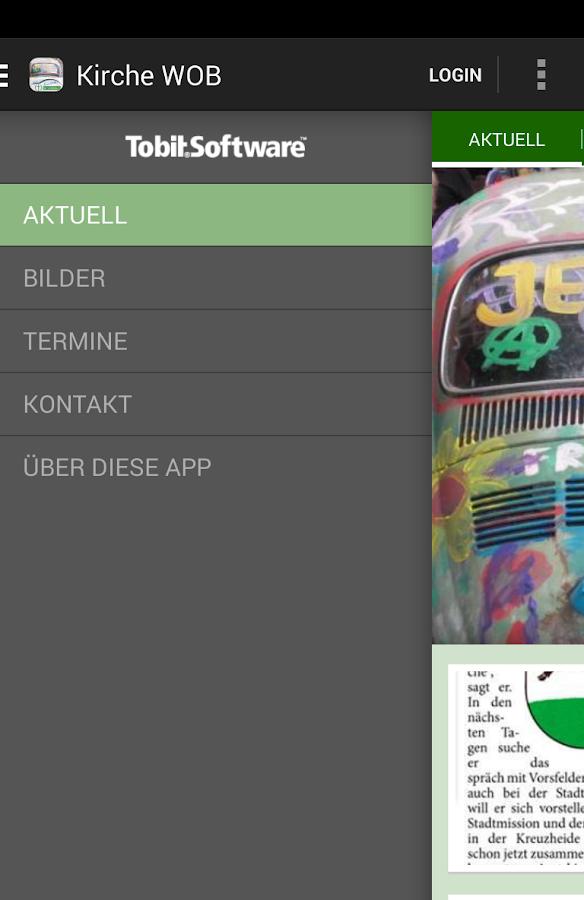 Projekt: Kirche für Wolfsburg- screenshot