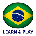 Learn and play Portuguese free icon