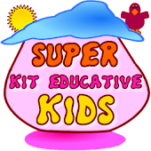 Super Kit Educative Kids.