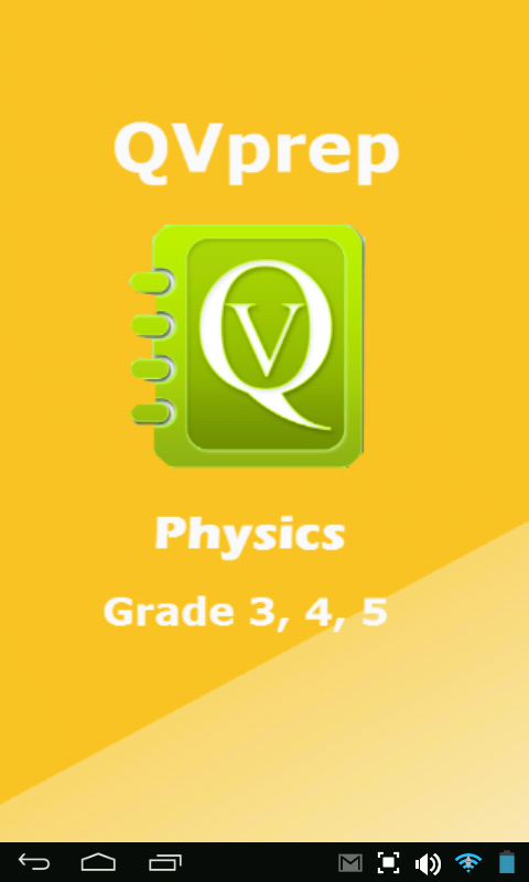 Science Grade 3 4 5 Physics- screenshot