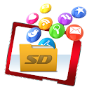 App 2 SD Card icon
