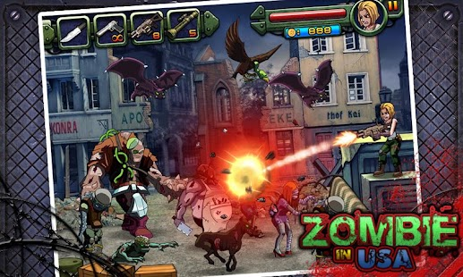 Kill Zombies Now- Zombie games- screenshot thumbnail