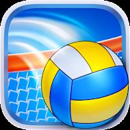 Volleyball Champions 3D 2014 [Мод: много денег]