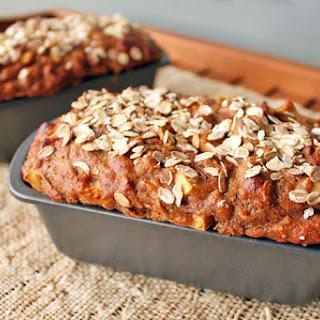 Spiced Apple Oat Bread