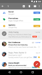 Gmail APK screenshot thumbnail 4