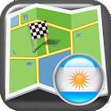 Argentina Offline Navigation icon