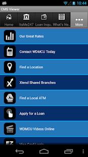 Western Districts Members CU - screenshot thumbnail