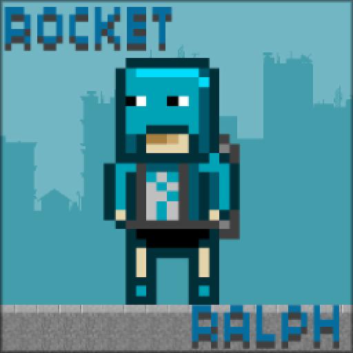 Rocket Ralph Run 街機 App LOGO-APP開箱王