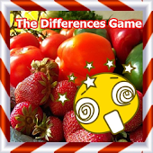 Fruit Hunt Find Differences