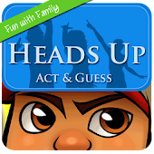 Heads Up - Act And Guess
