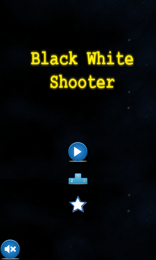 Black White Shooter