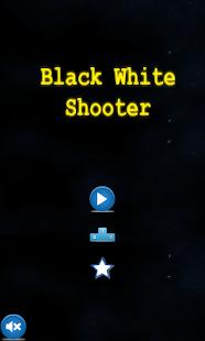 Black White Shooter