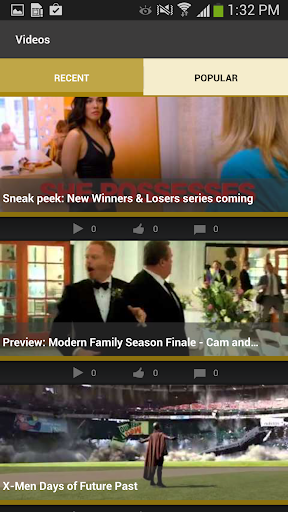 【免費娛樂App】TV Week-APP點子