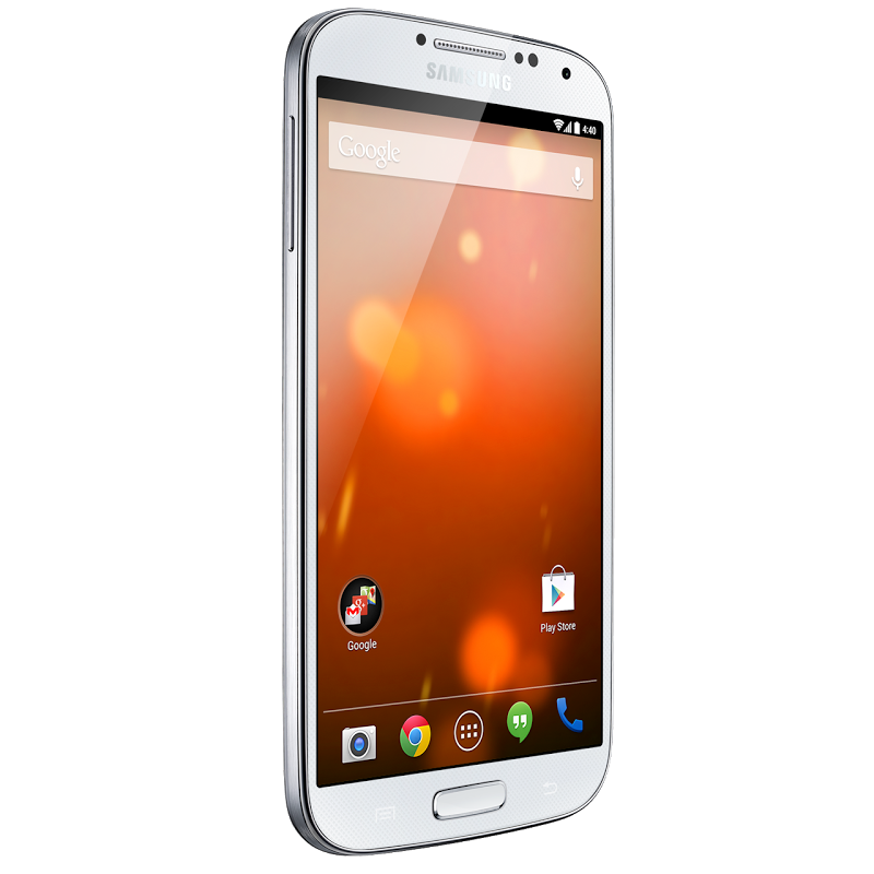 samsung galaxy s 4 google play edition exclusively on google play all