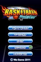 Screenshot of Basketball Pointer