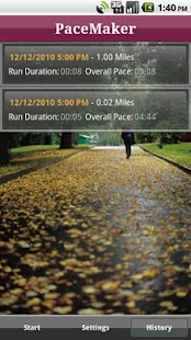 Run Faster (Pace)- screenshot thumbnail