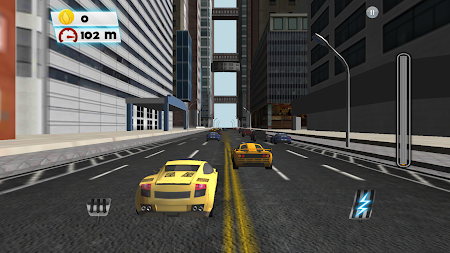 Traffic City Racer 3D 2.1 screenshot 1447459