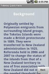 Tokelau Quick Facts