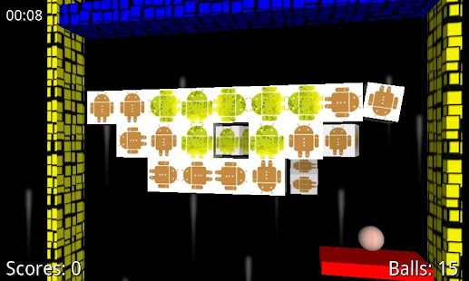 Arkanodroid 3D- screenshot thumbnail