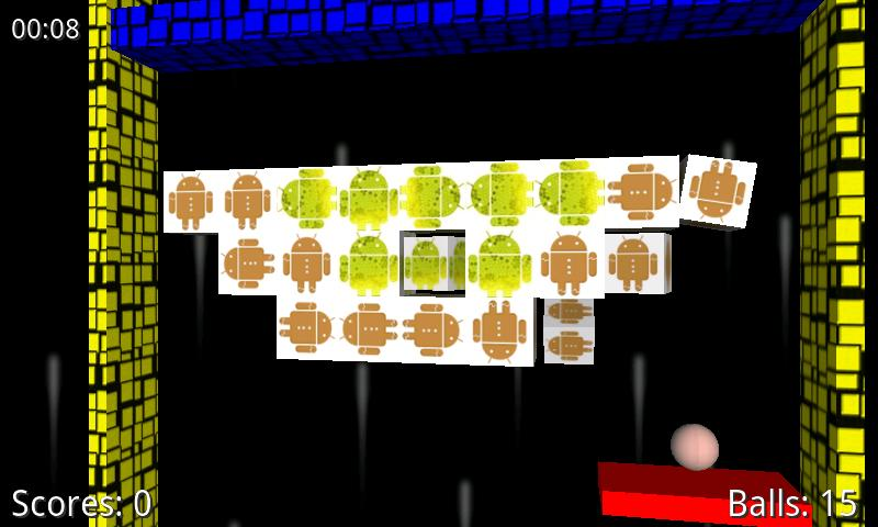 Arkanodroid 3D- screenshot
