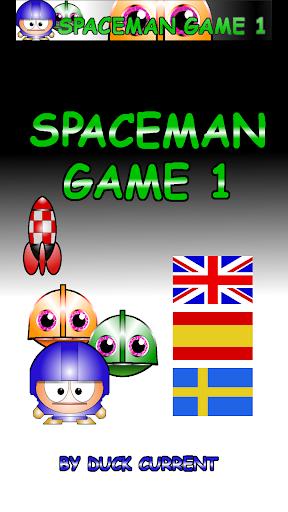 Space Man Game 1