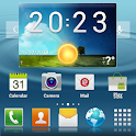 ADW Galaxy s3 theme icon