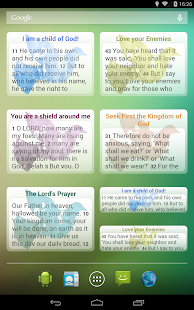Uplifting Psalms Daily- screenshot thumbnail