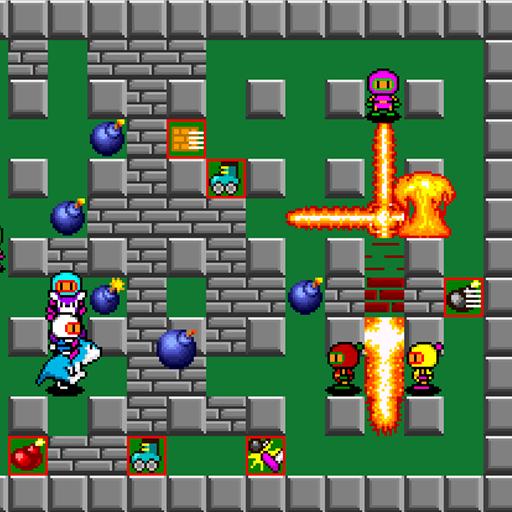 Bomber Man 2015 : Evolution LOGO-APP點子