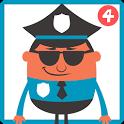 شرطة الكبار - لاخافة الكبار icon