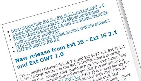 Dev blog zone scroll to top position of div using javascript - Javascript scroll div ...