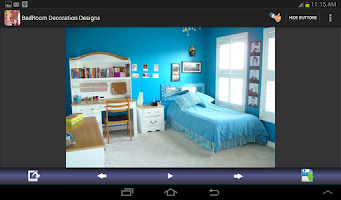 Screenshot of Bedroom Decoration Designs