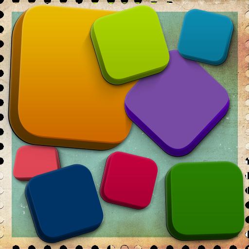 Vintage Block Puzzle LOGO-APP點子
