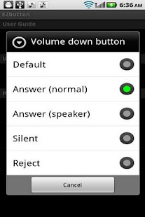EZbutton (answer by buttons) - screenshot thumbnail
