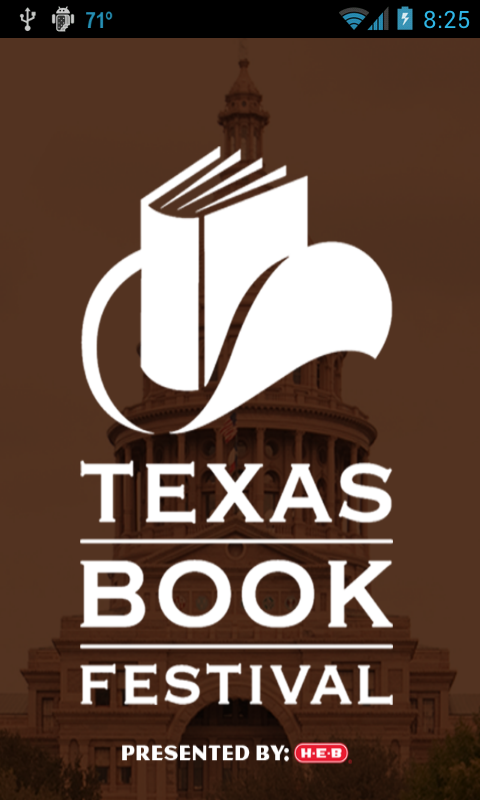 Texas Book Festival 2013 - screenshot